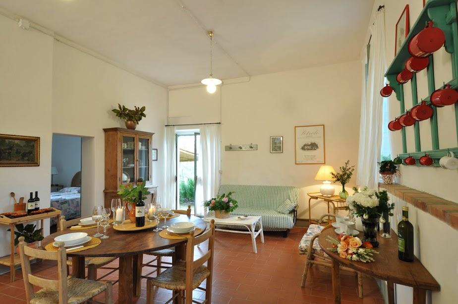 amazing Tuscany - Feriale II Petrolo luxury apartment and vacation rental
