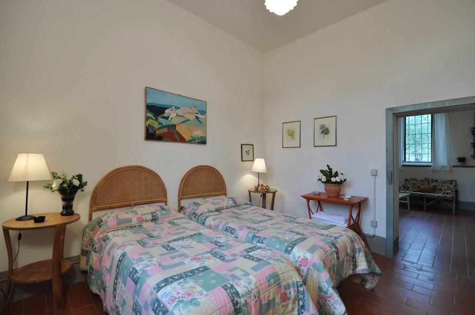 fully furnished Tuscany - Feriale II Petrolo luxury apartment