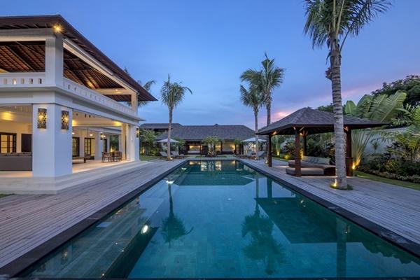 Bali - Villa Tjitrap