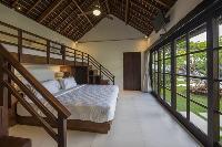 incredible bedroom in Bali - Villa Tjitrap luxury apartment