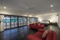 incredible interiors of Bali - Villa Tjitrap luxury apartment