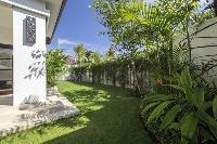 impressive lawn of Bali - Villa Tjitrap luxury apartment