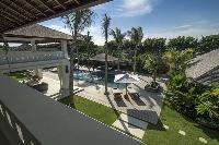 incredible grounds of Bali - Villa Tjitrap luxury apartment