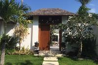 amazing exterior of Bali - Villa Tjitrap luxury apartment