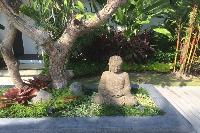 fascinating landscape features of Bali - Villa Tjitrap luxury apartment