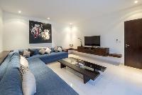 nice interiors of Bali - Villa Tjitrap luxury apartment