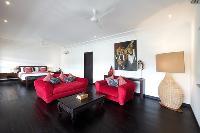 pretty interior elements of Bali - Villa Tjitrap luxury apartment