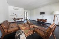 neat guesthouse of Bali - Villa Tjitrap luxury apartment