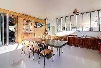 awesome dining room of Brittany - Luxury Sailor House