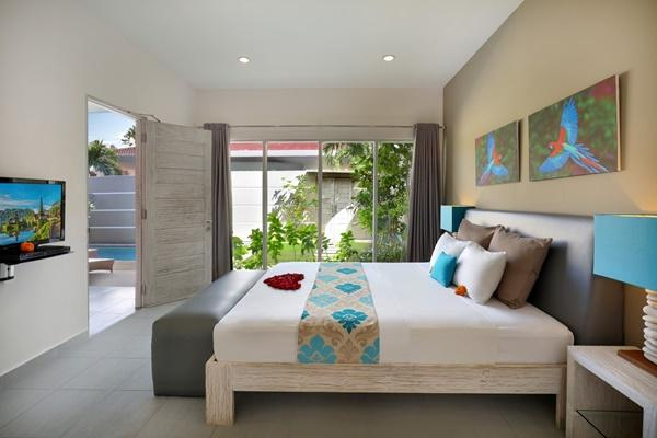 lovely Bali Cosy Villa luxury apartment