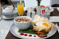 delish meals served at Bali - Legian Villa Holliday luxury apartment