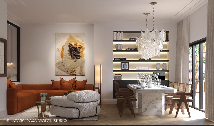 Paseo de Gracia - The Patio luxury apartment