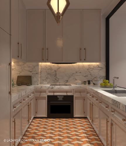 Paseo de Gracia - luxury 3 bedrooms apartment 2º2ª
