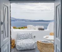 Greece - Santorini Iris Suite