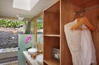 neat and trim lavatory in Bali - Legian Ini Vie Villa 2BR luxury apartment