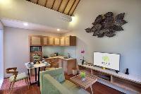 fully furnished Bali - Legian Ini Vie Villa 2BR luxury apartment