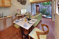 adorable interiors of Bali - Legian Ini Vie Villa 2BR luxury apartment