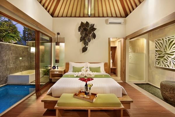 beautiful Bali - Legian Ini Vie Villa 2BR luxury apartment and holiday home