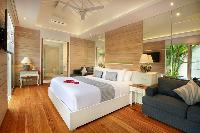 clean and fresh bedroom linens in Bali - Aleva Villa Seminyak luxury apartment