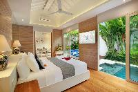 cool access to the pool of Bali - Aleva Villa Seminyak luxury apartment