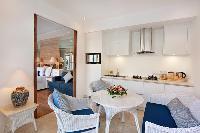 fully furnished Bali - Aleva Villa Seminyak luxury apartment
