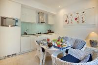 delightful dining room of Bali - Aleva Villa Seminyak luxury apartment