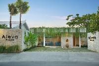 cool surroundings of Bali - Aleva Villa Seminyak luxury apartment