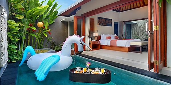Bali - Legian Kriyamaha Villa 3