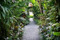 awesome garden of Bali - Legian Kriyamaha Villa 3 luxury apartment
