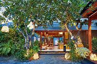 lush and lovely surroundings of Bali - Legian Kriyamaha Villa 3 luxury apartment