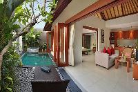 well-appointed Bali - Legian Kriyamaha Villa 3 luxury apartment