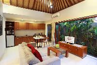 awesome interiors of Bali - Legian Kriyamaha Villa 3 luxury apartment