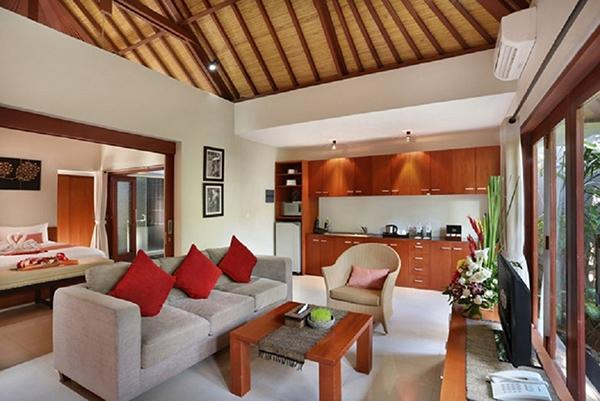 amazing Bali - Legian Kriyamaha Villa 3 luxury apartment