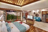 awesome interiors of Bali - Seminyak Aksari Villa luxury apartment