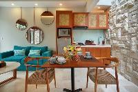 spacious Bali - Seminyak Aksari Villa luxury apartment