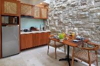 fully furnished Bali - Seminyak Aksari Villa luxury apartment