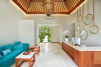 fabulous interiors of Bali - Seminyak Aksari Villa luxury apartment