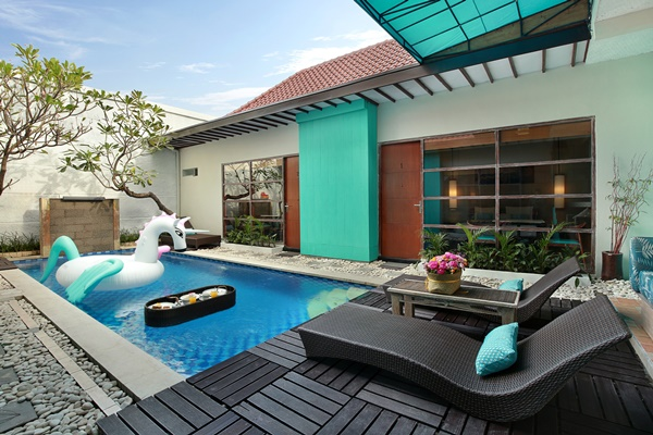 nice Bali - The Vie Villa luxury apartment and holiday home