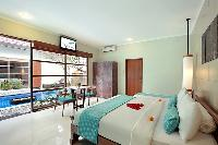 airy and sunny Bali - The Vie Villa luxury apartment