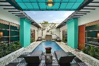 well-appointed Bali - The Vie Villa luxury apartment