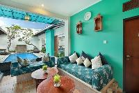 cool interiors of Bali - The Vie Villa luxury apartment