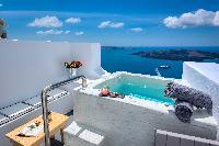 Greece - Junior Fira Santorini Suite