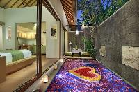 awesome swimming pool of Bali - Legian Ini Vie Villa 1BR luxury apartment