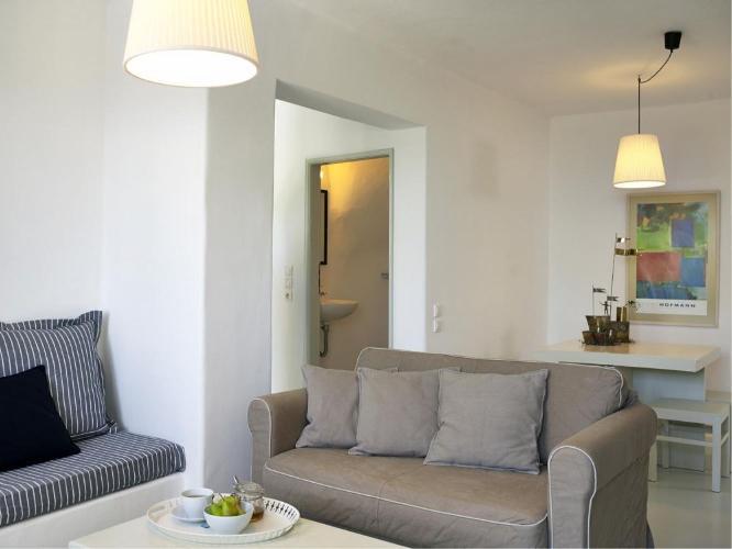 charming Greece Ioulida Honeymoon Suite luxury holiday home, vacation rental