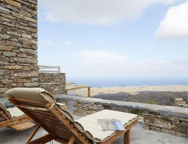 beautiful Greece Ioulida Honeymoon Suite luxury holiday home, vacation rental