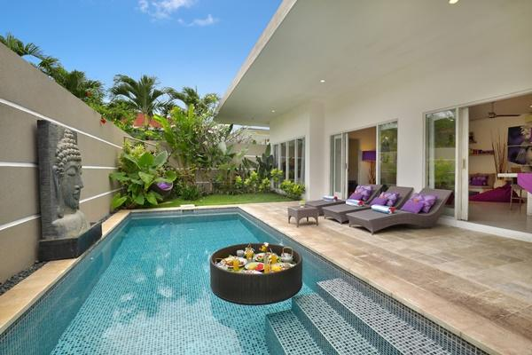 awesome Bali Cosy Villa Lila luxury apartment and holiday home