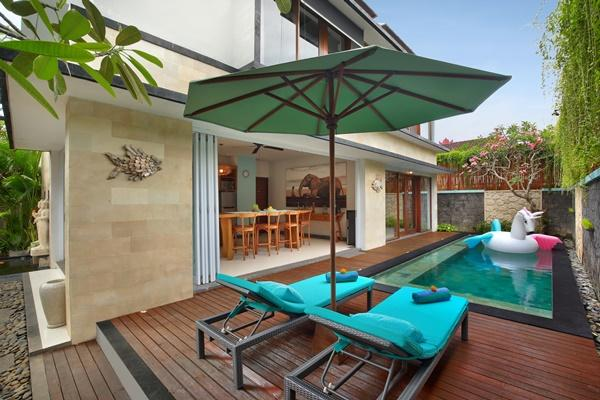 neat Bali - Lacasa Villa 3BR luxury apartment and holiday home