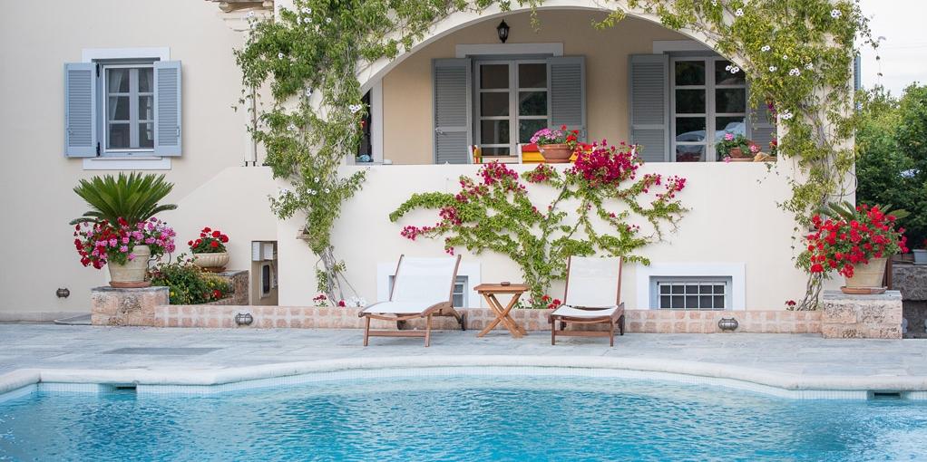 Greece - Spetses Villa Nika