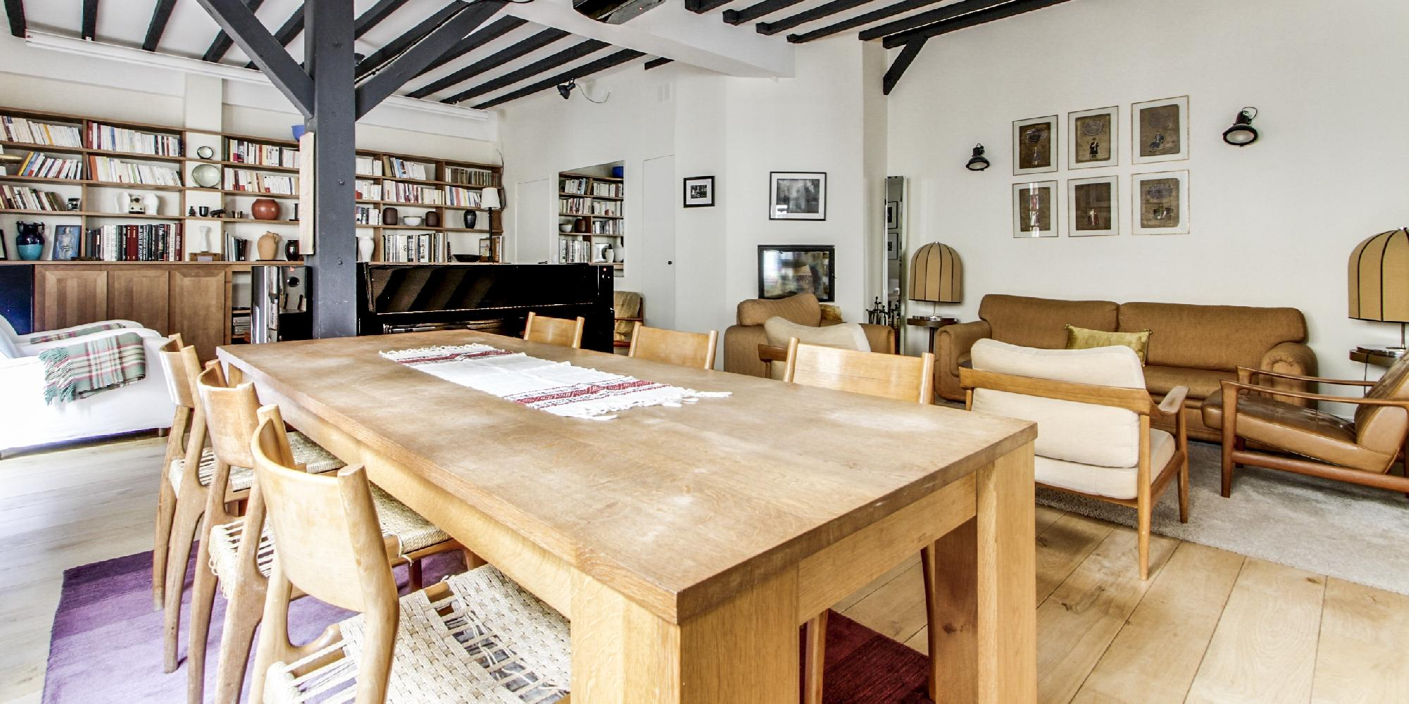 Mouffetard - Monge 4 Bedrooms