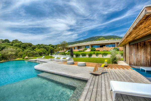 amazing Corsica - Mediterranean luxury apartment and holiday home